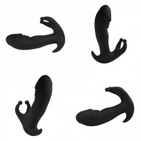 Male Prostate Massage Stimulator Butt Plug DSBAD-006