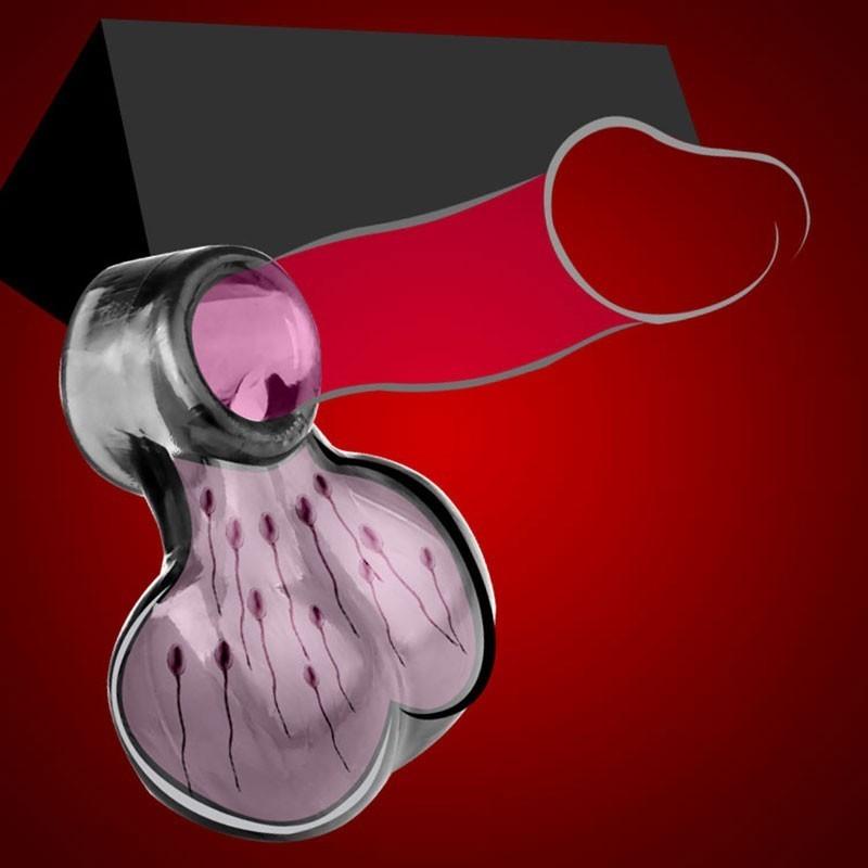 Reusable Condom Delay Ejaculation DSBPES-003