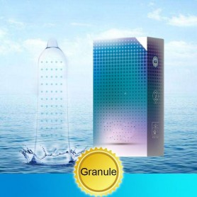 Ultra Thin Particle Dotted Condom DSBCDM-002